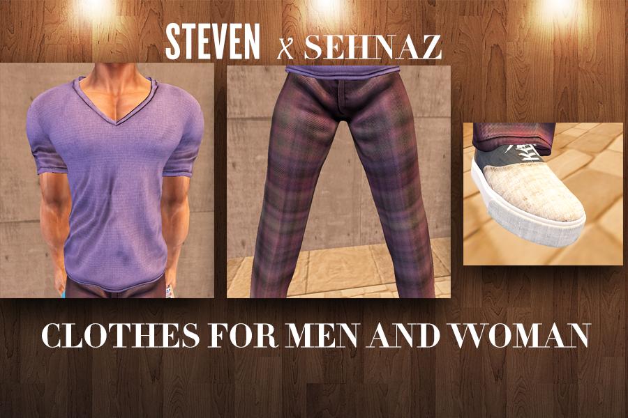 STEVEN X SEHNAZ - sunday morning post showcase