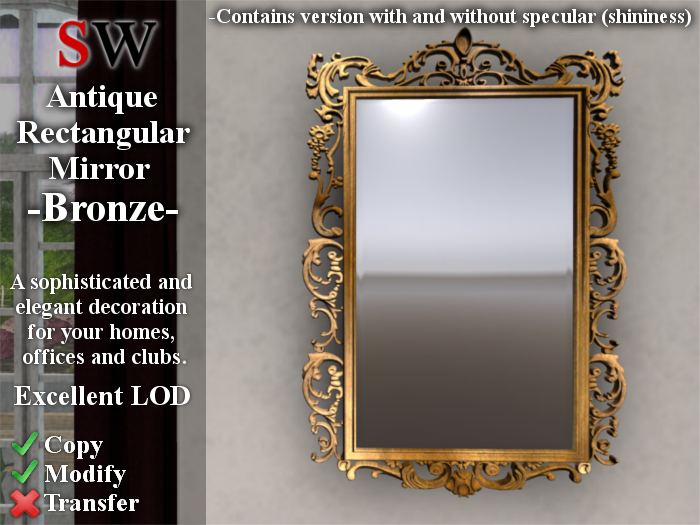 MirrorPosterBronze01